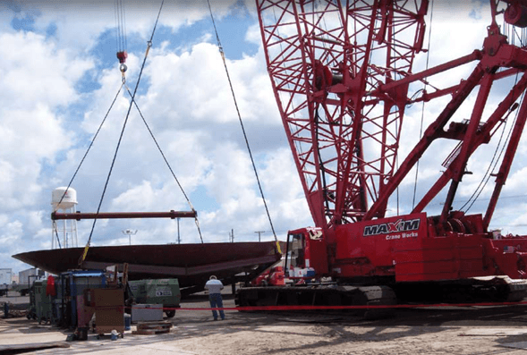 Crawler Crane Rentals and Sales