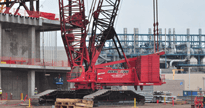 Rent A Crawler Crane