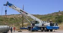 Rent A Hydraulic Truck Crane