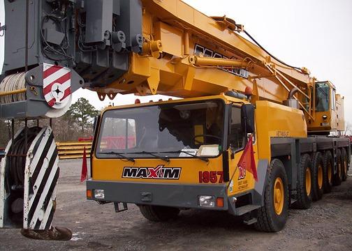 Second Hand Crane Liebherr LTM11225