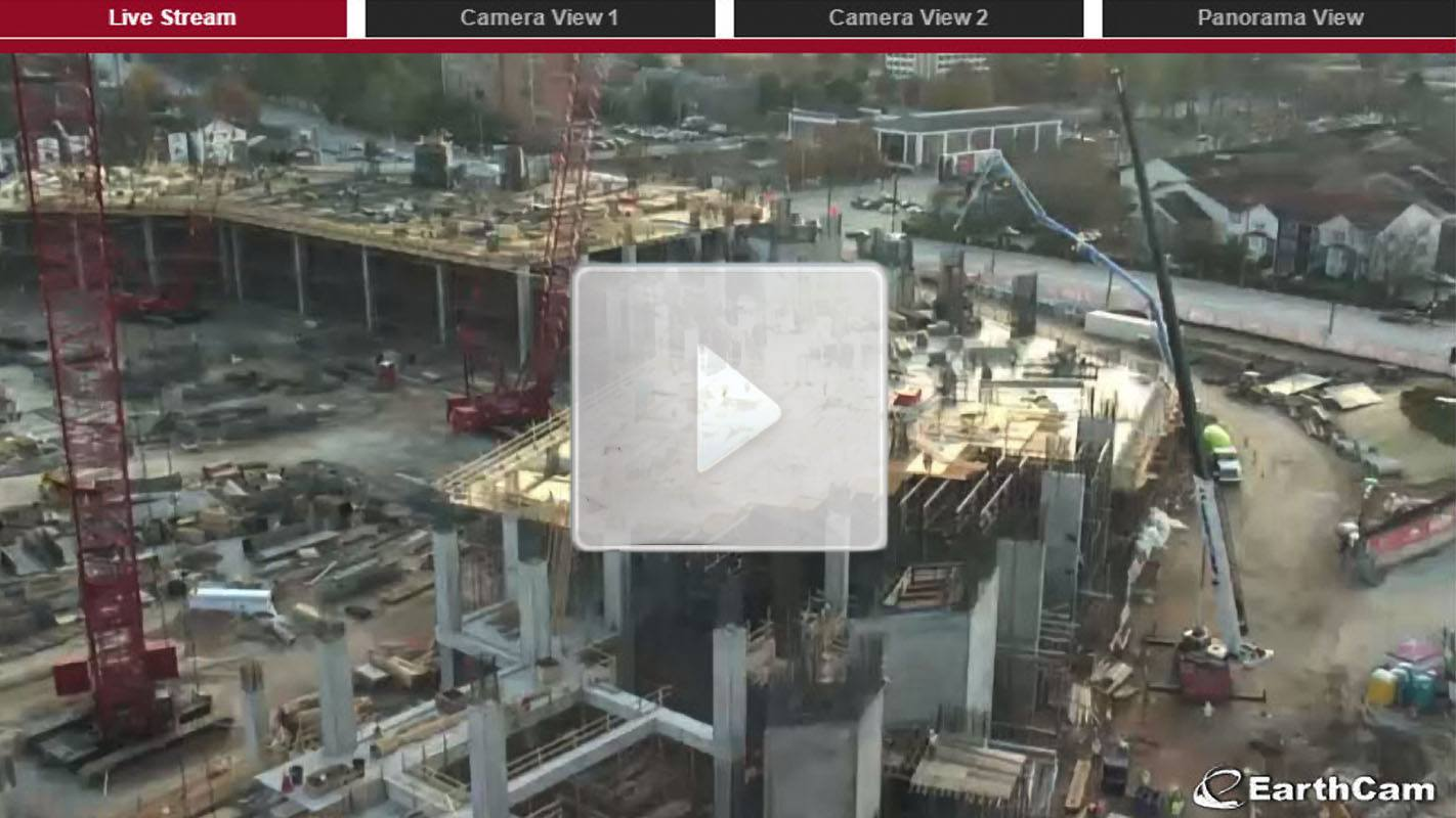 Atlanta Stadium Cam
