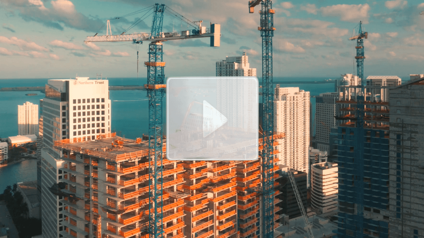 Brickell City Centre from Above