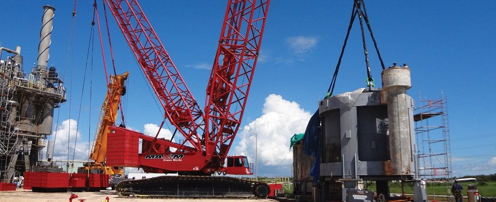 Boom Truck rental Services