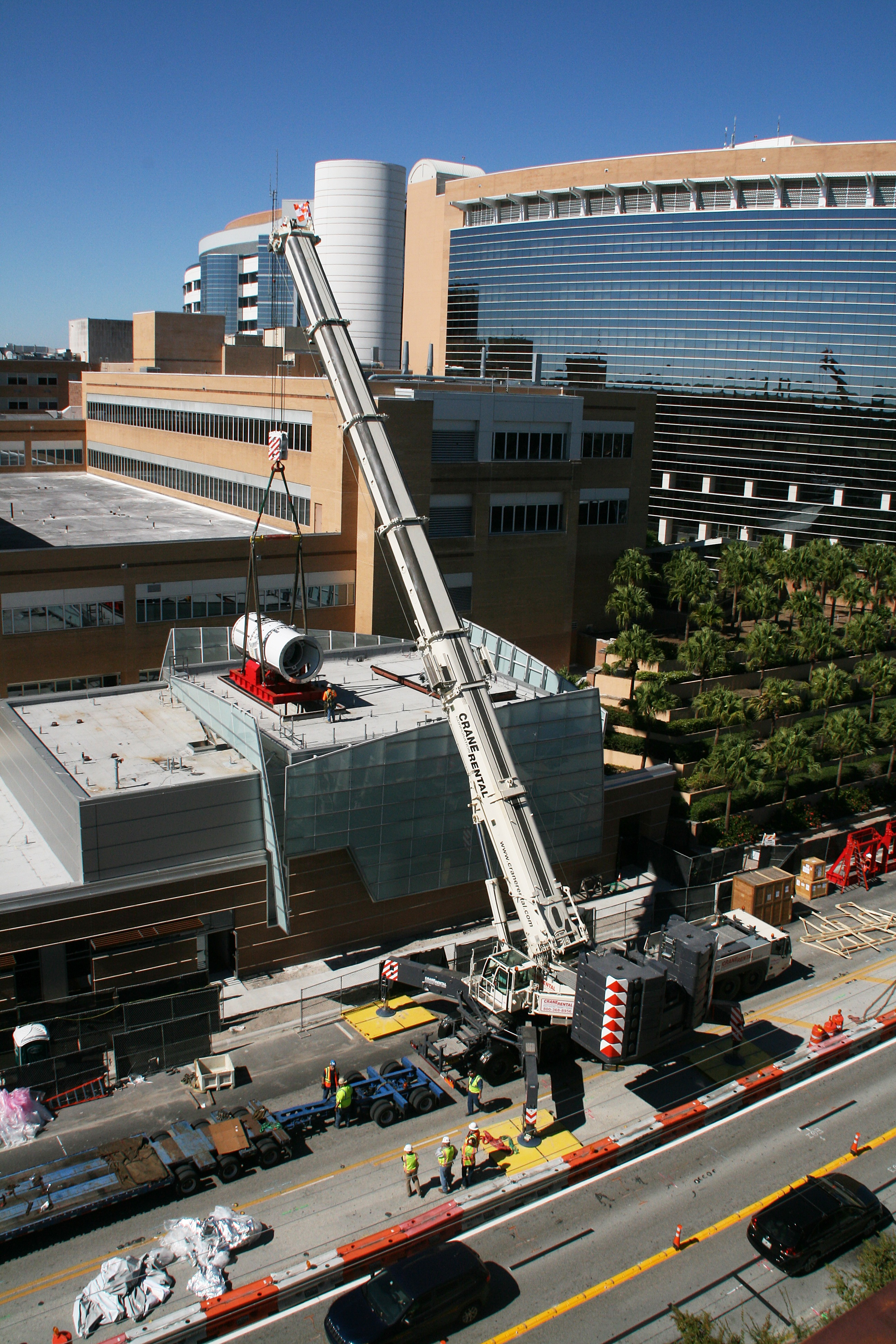 Crane Rental Corporation Terex Ac500 2 Lifts A Proton Accelerator Into New Cancer Center further Genie Scissor Lift Parts Manual as well Articulating Knuckle Boom additionally Index additionally Index. on terex corporation locations