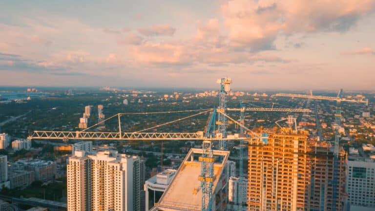 Brickell City Centre from Above - Miami, FL
