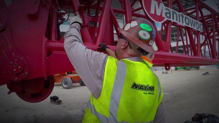 Maxim Crane Works 2019 Overview
