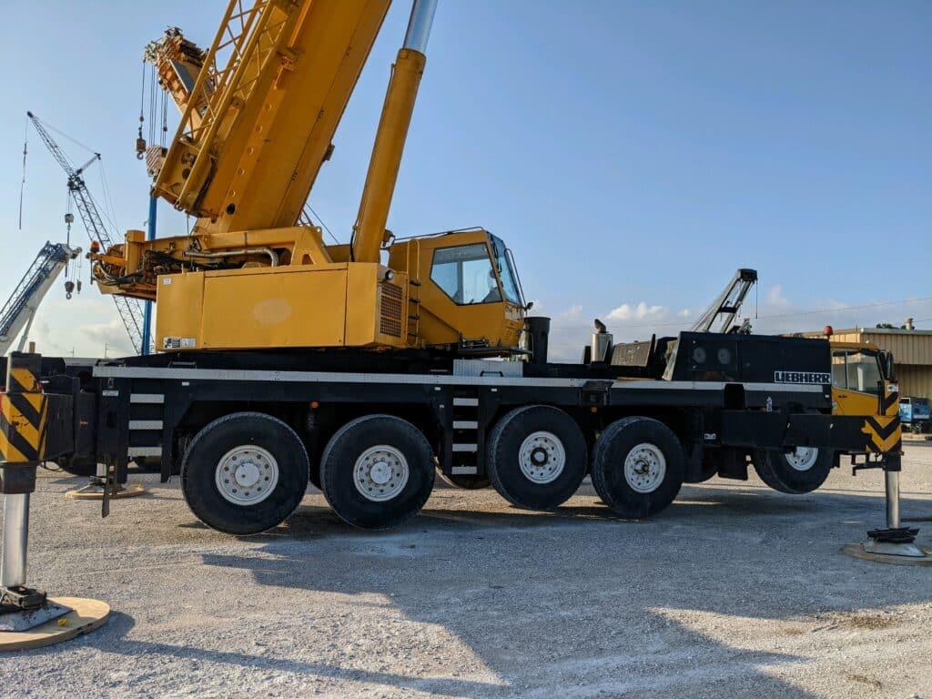 Liebherr LTM1160/2 All-Terrain Crane