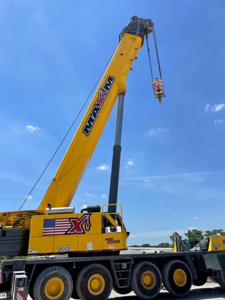 Grove GMK6300B All Terrain Crane
