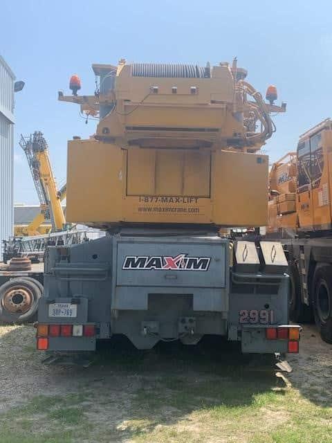 225 ton Liebherr All Terrain Crane Rear