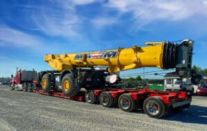 Purchased Grove Crane for Continued Growth